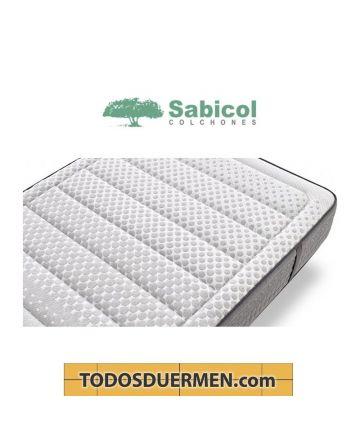 Colchón Micromuelles Viscoelástico Diamond Sabicol TodosDuermen.com Todas las medidas