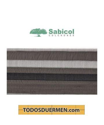Colchón viscoelástico sabitex sabicol TodosDuermen.com Todas las medidas