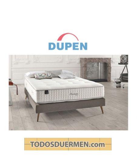 Colchón Platinum Lujo y Confort Micromuelles Ensacados Dupen