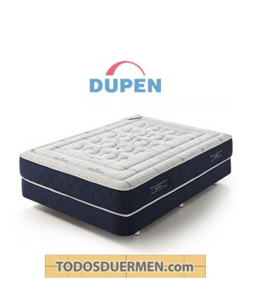 Colchón Orgon Turmalina Antiestrés Dupen TodosDuermen.com