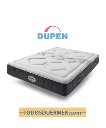 Colchón Dupen Grafeno TodosDuermen.com