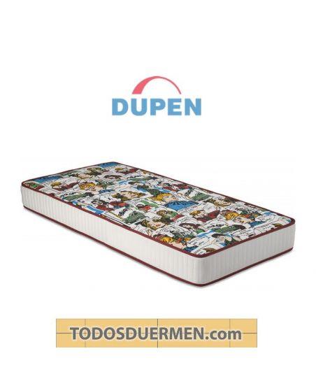 Colchón Visco Comic Dupen TodosDuermen.com