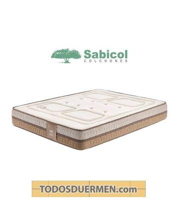 Colchón LTX Basic Látex Natural Sabicol TodosDuermen.com