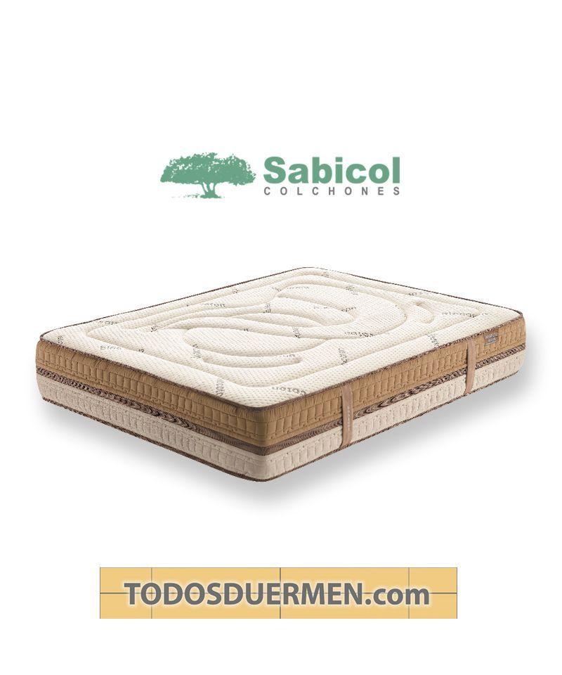 Colchón Lobide Doble Cara Reforzado Biocoton Antibacteriano Antiácaros Sabicol TodosDuermen.com