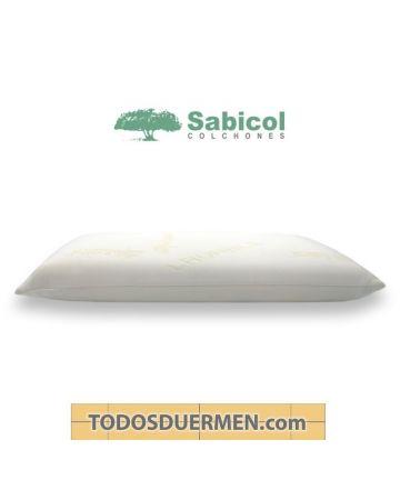 Almohada Viscoelástica Lavable Sensación de Ingravidez Sabicol TodosDuermen.com