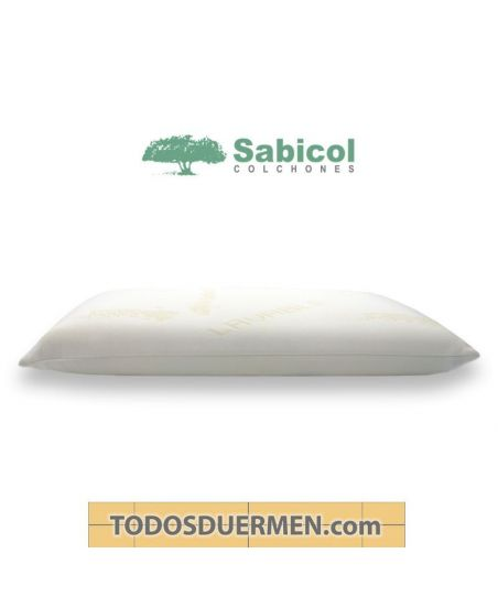 Almohada Lavable Sabicol TodosDuermen
