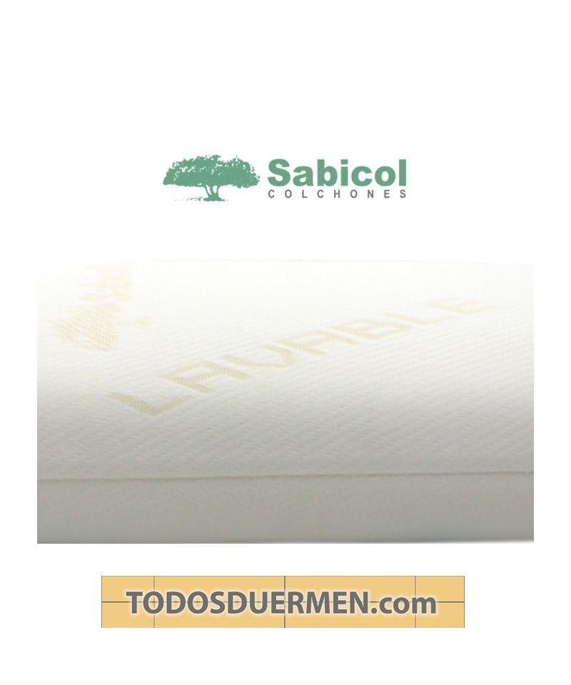 Almohada Viscoelástica Sensación de Ingravidez Lavable Sabicol TodosDuermen.com