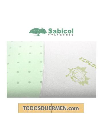 Almohada Ecoperforada Sabicol TodosDuermen