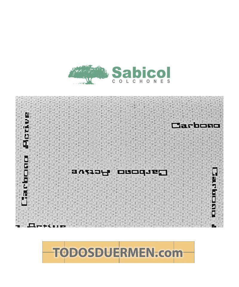 Almohada Viscoelástica Carbono Ecológica Sabicol TodosDuermen.com
