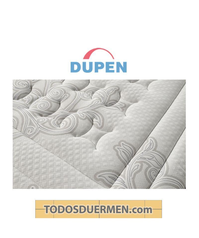 Colchón Dupensac Muelles Ensacados AirDream detalle