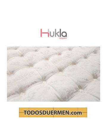 Colchón Love-1400 Máximo Confort Doble Muelle Embolsados Antibacteriano Antiácaros Hukla TodosDuermen.Com