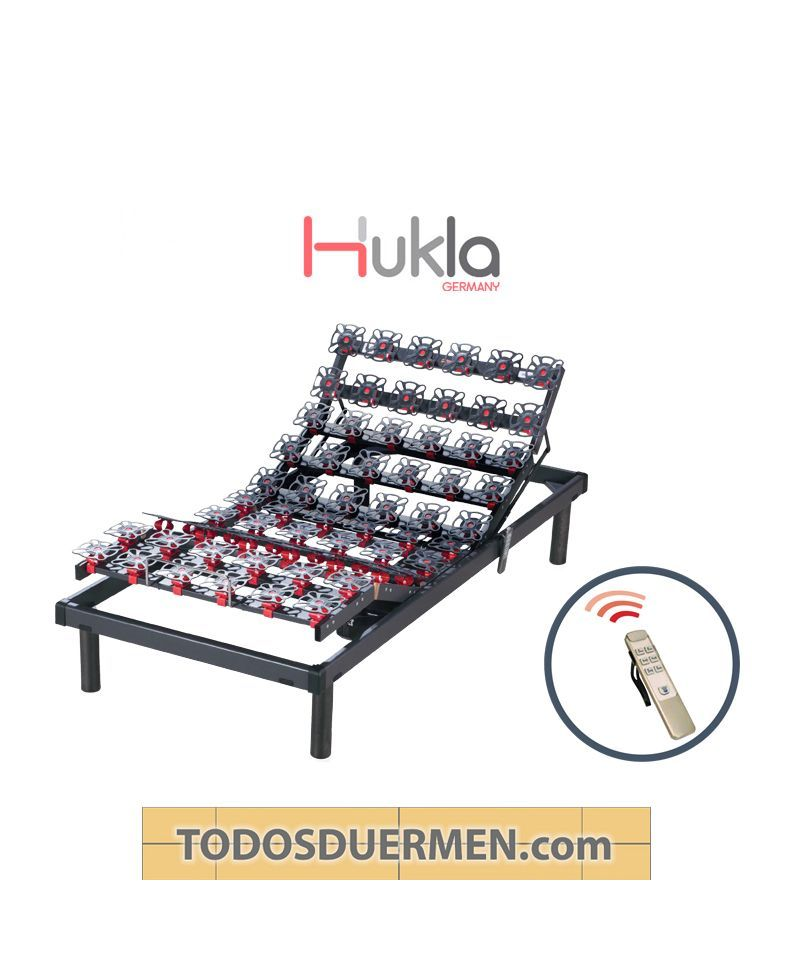 Cama electrica Grafeno-M Hukla