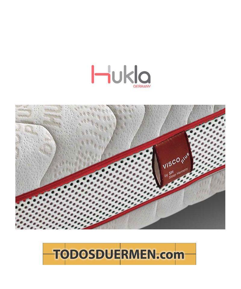 Colchón Visco-Plus Hukla