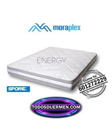 Colchón Energy Moraplex