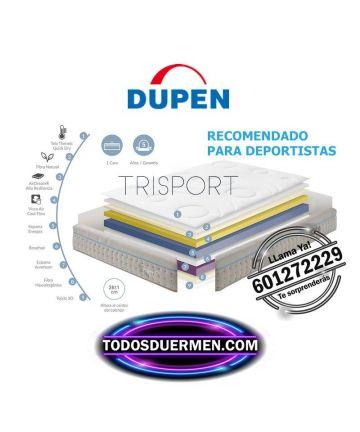 El colchón Para Los Amantes Del Deporte-Dupen -Envíos Gratis 2021