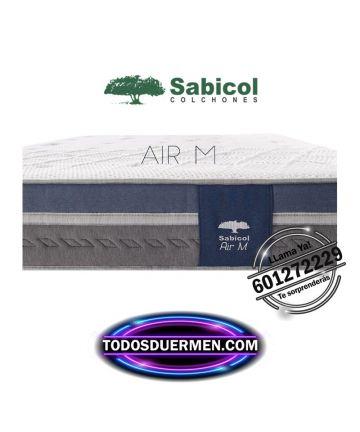 Colchón Air M ViscoWhite SensiFoam Greenfoam Air Antibacteriano Antiácaros Sabicol