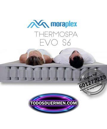Thermospa Evo S6 Premium Núcleo Transpiral Titanuum
