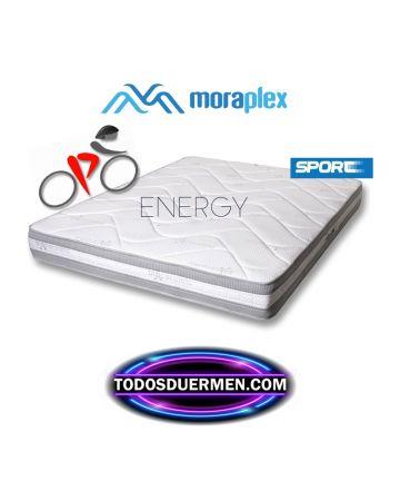 Colchón Energy Muelles para Deportistas Moraplex TodosDuermen.com