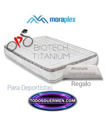 Colchón Biotech Titanium...