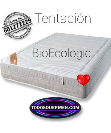 Colchón Viscoelástico Bio Ecologic Tentación Doble Firmeza Ecológico TodosDuermen.Com