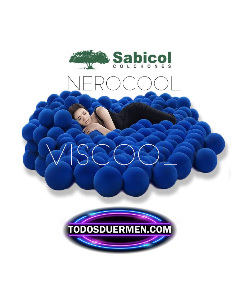 Colchón Ecológico y Natural NeroColl Antiestrés Sabicol TodosDuermen.com