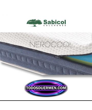Colchon Ecologico y Natural NeroCool con Aromaterapia Sabicol TodosDuermen.com