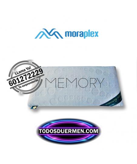 Almohada Viscoelástica Memory Terapéutica la más vendida Moraplex TodosDuermen.com