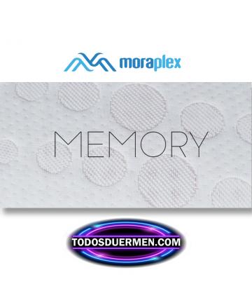 Almohada Memory Viscoelástica Perforada Cervical Moraplex TodosDuermen.com