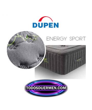 Colchón de Muelles Energy Sport para Deportistas de Elite Dupen TodosDuermen.com
