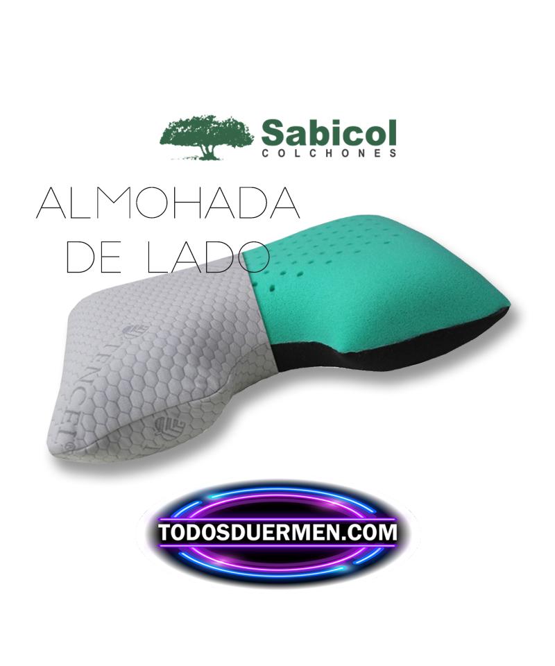 Almohada De Lado Mejora La Calidad Del Sueño Acción Calmante Sabicol TodosDuermen.com