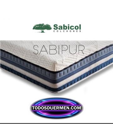 Colchón Sabipur Viscool SabicolTodosDuermen.com
