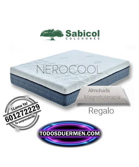 Colchón Nerocool oferta con Almohada de regalo TodosDuermen.com