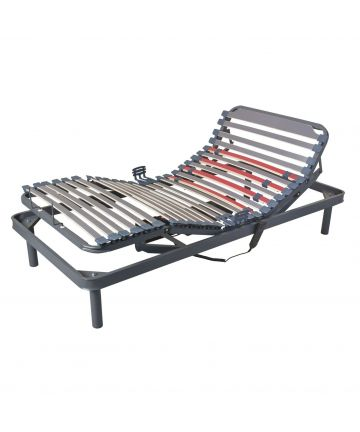 Electric, therapeutic and articulated bed