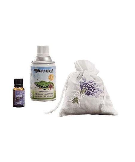 Aromaterapia para colchones
